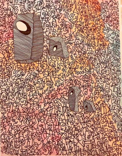 """VomitSpit"" by Alissa Bushell"