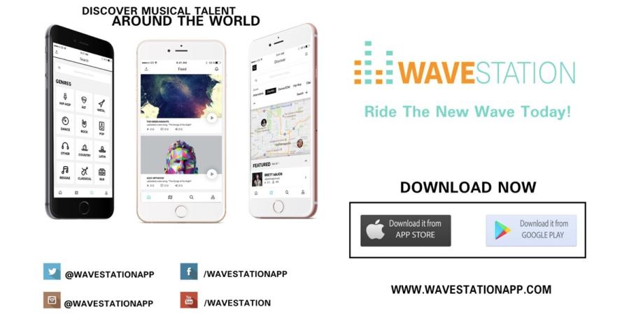 WaveStation App