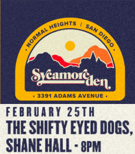 Shifty-Eyed Dogs Event