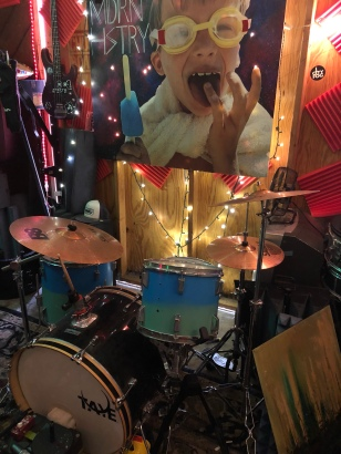 MDRN HSTRY at the Garage Mahal by Lauren Detreville